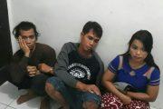 Diduga Pengedar Narkoba, Satu Keluarga Diangkut Polres Sergai