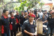 Kelompok Rampah Kembali Pasang Patok di Lahan PT. Soeloeng Laout