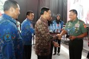 Panglima TNI Terima Penghargaan Anti Narkoba