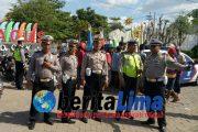 Satlantas Polres Situbondo Akan Tindak Kendaraan Dinas Plat Merah Dihitamkan