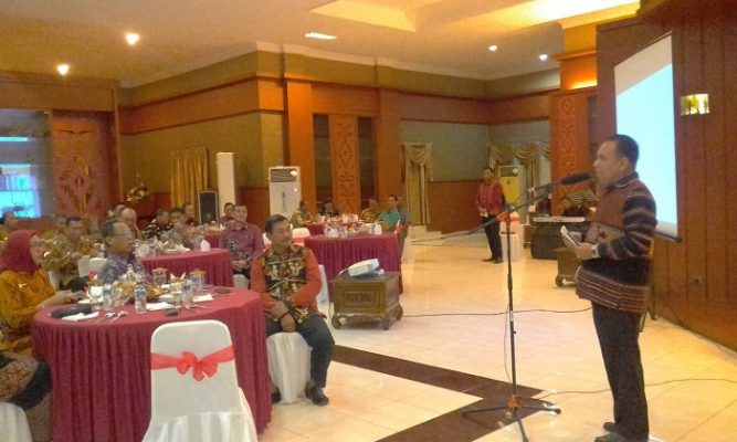 Gubernur minta PPRA Lemhanas Dukung NTT Jadi Provinsi Kepulauan