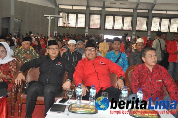 Sekjen DPP PDIP, Bantah Isu Gus Iful Gandeng Edy R Pilgub Jatim