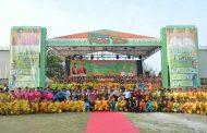 Pertama Kali di Sumut, Sergai Tuan Rumah Pesta Budaya Pantai Timur
