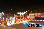 Harjabo 198, Menampilkan Bondowoso Culture Nigth Carnival