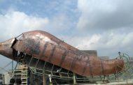 Tugu Belido Palembang on Progress