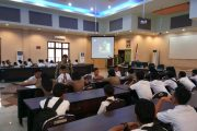 Asyik Main di Warnet, 38 Pelajar Sergai Diangkut Satpol PP