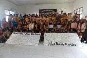 Sosialisasi Bahaya Narkoba di Kepulauan Sula