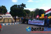 Organisasi Pemuda Bondowoso Lakukan Aksi Damai, Solidaritas Palestina