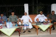Bupati dan Wakil Bupati Sumenep Hadiri Halal Bihalal Kelurahan Bangselok