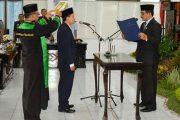 Ketua DPRD Kota Madiun Ambil Sumpah Anggota PAW