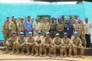 Peresmian Penjara Wanita Hasil Renovasi Pasukan Garuda di Sudan