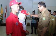 Wagub Perkenalkan Wisata Aceh Pada Siswa NTB