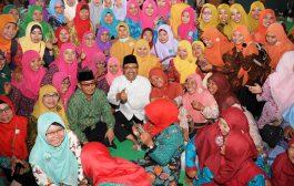 Wagub Jatim Halal Bihalal  Bersama 1.000 IGRA