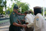 Danrem 011/Lw: Ingat Pesan Kasad,Prajurit Harus Disiplin