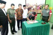 TNI Siap Membantu Tugas Pemerintah Untuk Mensukseskan Cetak Sawah