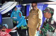 Bhakti Sosial TNI, KB Kesehatan Resmi Dimulai