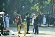 Presiden RI Lantik 729 Perwira Remaja TNI-Polri