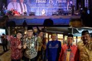 FPK Jatim Apresiasi Halal Bi Halal KKSS di Surabaya