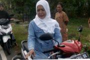 Naas Wanita Asal Pamekasan, Kena Jambret diatas Sepedanya