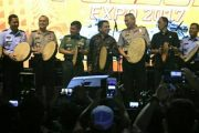 Gubernur Aceh Hadiri Pembukaan Aceh Police Expo 2017