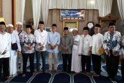 Pelepasan Jama'ah Haji PGRI Palembang