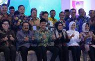 Tutup Rakernas APEKSI 2017, Presiden Jokowi Minta Palembang Persiapkan Asian Games