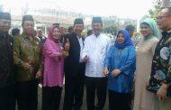 Halal Bihalal Bersama Ribuan Madyarakat LEKIPALIGES di kota Palembang
