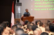 Kapusbintal TNI : Implementasikan Jiwa Kepemimpinan Seorang Perwira