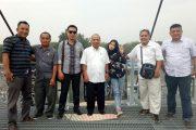 Peserta Rakenas I SMSI 2017 City Tour Keliling Surabaya