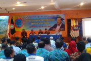 Kungker Di Gresik, Ketua DPD K-SPSI Jawa Timur Soroti Disparitas Upah