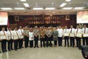Dirreskrimsus Polda Kalteng Raih Penghargaan Dari Menteri Pertanian