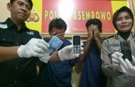 Lima Bulan Terima Tombokan, Dua Warga Surabaya Diciduk