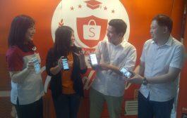 Hari Ini Shopee dan JNE Berbagi Sukses Di Surabaya