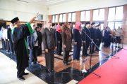 Walikota Surabaya Lantik 44 Pejabat