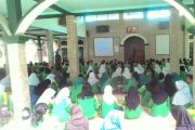 Pembekalan Jati Diri Manusia Indonesia Pada Pelajar SMPN 1 Kota Kediri