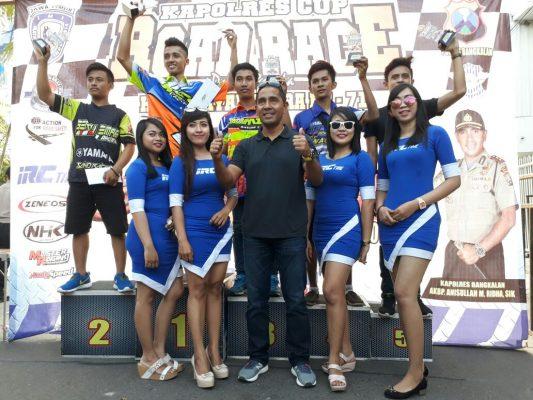 Road Race Kapolres Cup Sukses, Diharapkan Tekan Balapan Liar