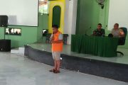 Hina TNI di Medsos, Didampingi Kapolres, Rico Datangi Mako Yonif Raider 732/Banau Meminta Maaf.