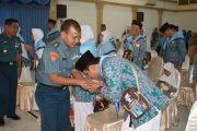 34 Jemaah Haji KBIH Lantamal V Kloter  40  Embarkasi Juanda Tahun 2017 Dilepas