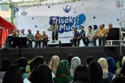 Panglima TNI : Mahasiswa Harus Wujudkan Mimpi Yang Tinggi Menjadi Bangsa Pemenang