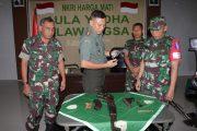 Lagi, Warga Aceh Utara Dan Pidie Serahkan 5 Pujuk Senjata Api