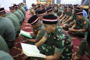 Kostrad  Gelar  Doa Bersama 17 17 17 Untuk Indonesia Lebih Kasih Sayang