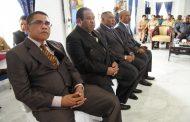 Gubernur Papua Lantik Empat Pimpinan SKPD
