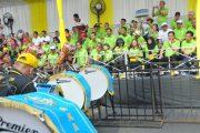 Berita Foto : Panglima TNI Hadiri Parade 50 Tahun ASEAN