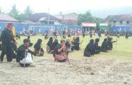 Drama Perjuangan Cut Nyak Dien Warnai HUT RI di Abdya