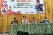 Hadiri Seminar PMIII, Yusril Siap Bela Ormas Islam