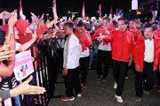 Presiden Resmikan Hitung Mundur Asian Games ke-18