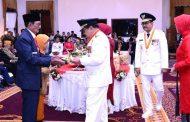 Pakde Karwo Beri Hormat dan Apresiasi Pejuang Veteran