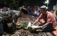 Rayakan Agustusan Warga Rt.7 Tasyakuran Nasi Tumpeng