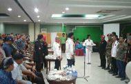 GRIB Cirebon Edi Sukardi Di'Lantik Langsung Oleh Hercules