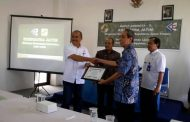 """RAT Koperasi Gapeksindo Jatim Disemarakkan Penganugerahan """"Kosigatra Award Jatim"""" 2017"""